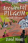 The Accidental Pilgrim cover (UK and Ireland first edition - it got purple for the reprint)